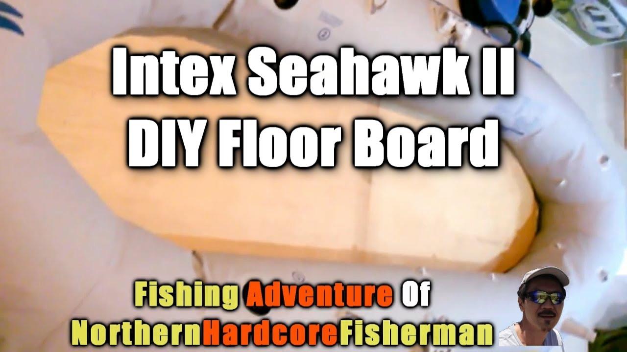 Intex Seahawk Ii Inflatable Boat Customization Diy