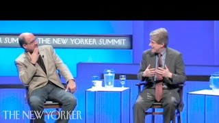 Financial Collapse: A Panel with Nassim N. Taleb & Robert Shiller - The New Yorker