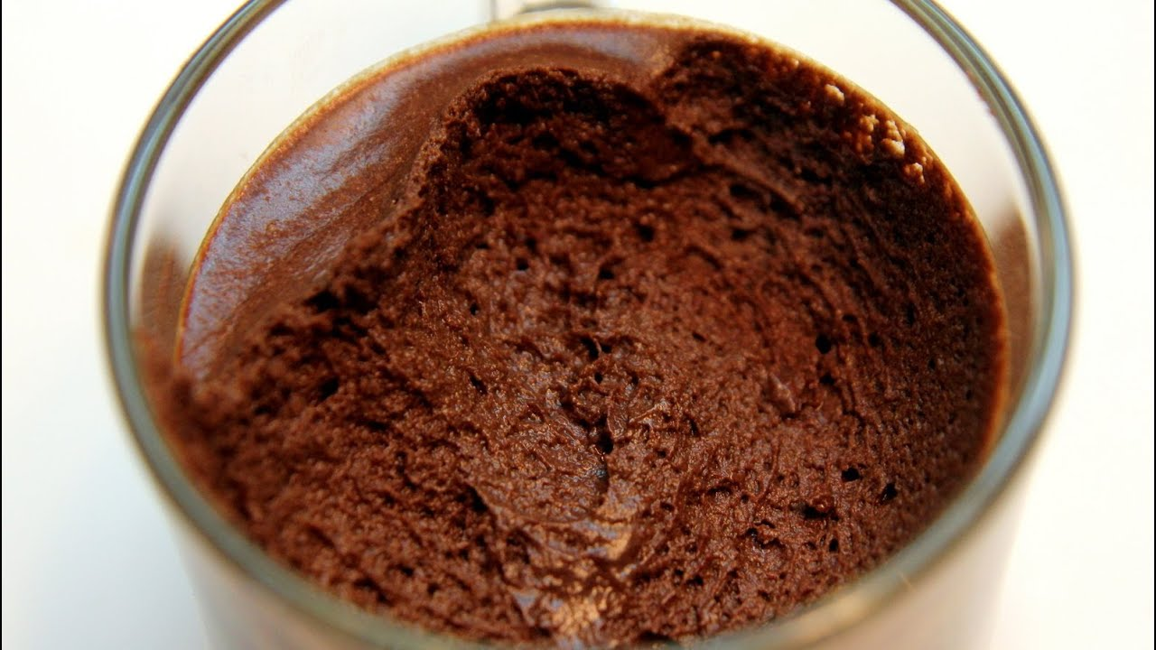Best Homemade Chocolate Mousse