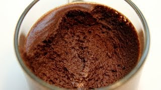 Heavenly Chocolate Mousse Recipe - Holidays Special - Cookingwithalia - Episode 288