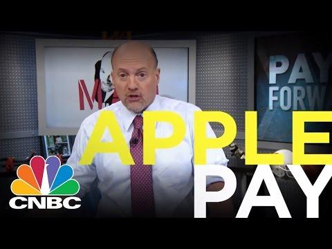 Apple Pay: Buy VeriFone | Cramer Remix | CNBC