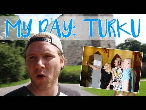 My Day: Turku! | Dave Cad