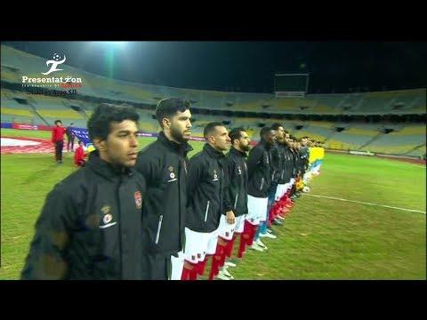 مباراة الأهلي vs الإسماعيلي   الجولة 21 الدوري المصري 2017-2018