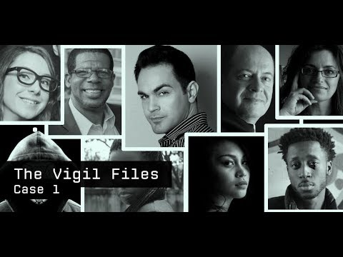 The Vigil Files - A Realistic Detective Game