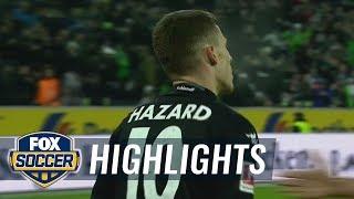 Video Gol Pertandingan Borussia Monchengladbach vs Augsburg