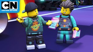 Speedway Five Billion | Ninjago | Cartoon Network