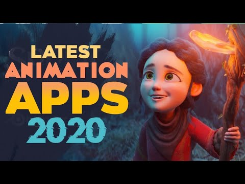 10 Latest Animation Apps For Android And IOS In 2020 | 3D Animation Apps | 2D Animation Apps