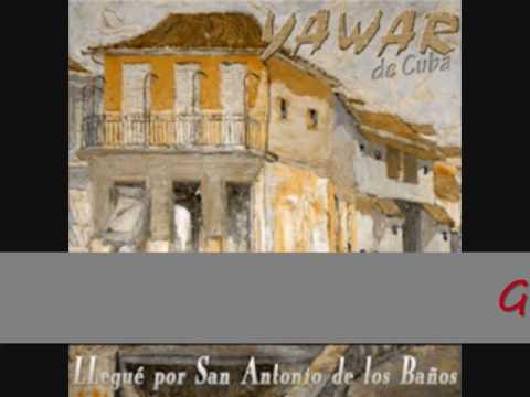 MARIA CRISTINA. GUARACHA CUBANA