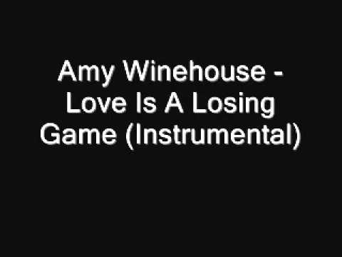 Amy Winehouse - Love Is A Losing Game (Instrumental) [Download]