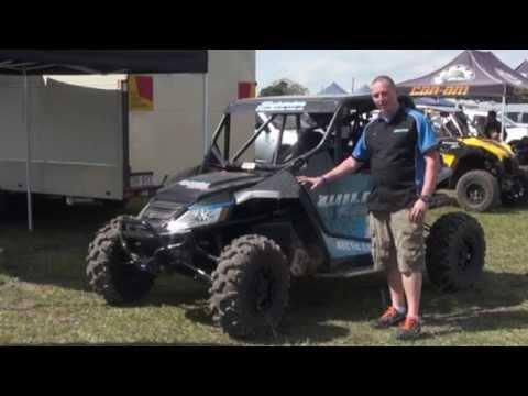 Race Ready Wildcat X Limited Side-by-Side