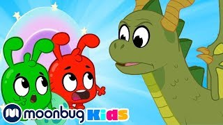 Morphle and Orphle Time Travel Trouble   Cartoons for Kids   Mila and Morphle   Morphle TV
