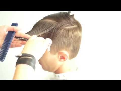 МУЖСКАЯ стрижка Mens haircut