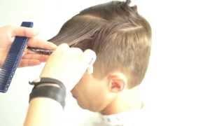 МУЖСКАЯ стрижка Men's haircut