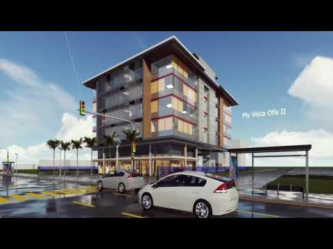 TwoSoulsEnergy Studio - architectural visualization Timelapse Myvista OFFİCE II
