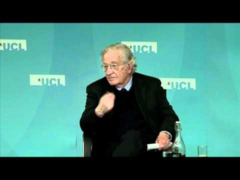 Chomsky: lessons of Cuban Missile Crisis (UCL)
