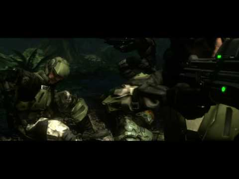 Halo 3 Deleted Scenes - Arrival
