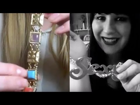 ASMR Jewellery Store Roleplay Collab with MinxLaura123