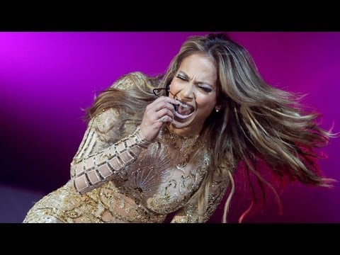 Jennifer Lopez Takes Payday, Sings For Brutal Dictator