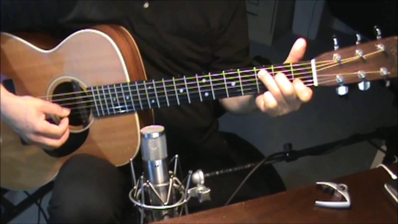 Old Friends Ylvis Chords Cover Fingerpicking Youtube