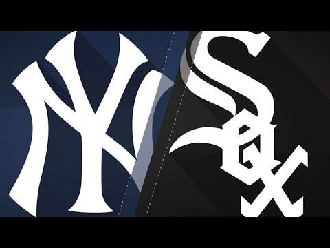 Stantons grand slam powers Yankees to win: 8/8/18