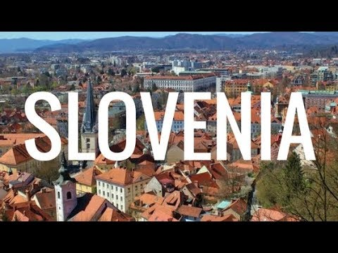Backpacking SLOVENIA | Ljubljana & Lake Bled