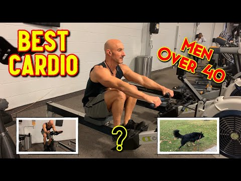 BEST Cardio For Men Over 40 - Joint Friendly and Speeds Up Recovery From Your Workouts