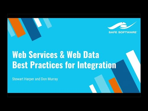 Web Services & Web Data – Best Practices for Integration