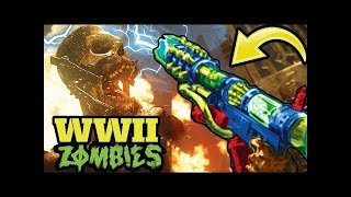 Call of Duty WWII Nazi Zombies Live Game Play /w Jay P ✅ ( The Final Reich )