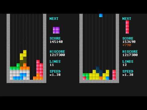 A free opensource Tetris clone