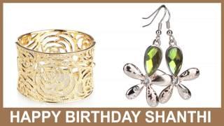 Shanthi   Jewelry & Joyas - Happy Birthday