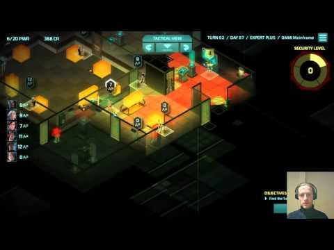 Invisible, Inc. 10-19 Contingency Plan (Final Mission)