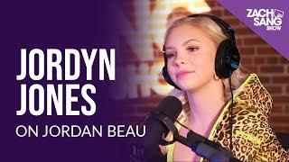 Jordyn Jones on Boyfriend Jordan Beau
