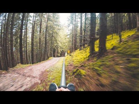 Alpine Coaster - Imst, Austria