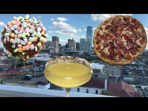 The Best Places To Eat & Drink In Oklahoma City 2019 with The Legend