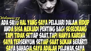"Gambar cover Lay lay+Quotes bijak indo spesial ""JOKER"" cocok buat story WA berkelas"