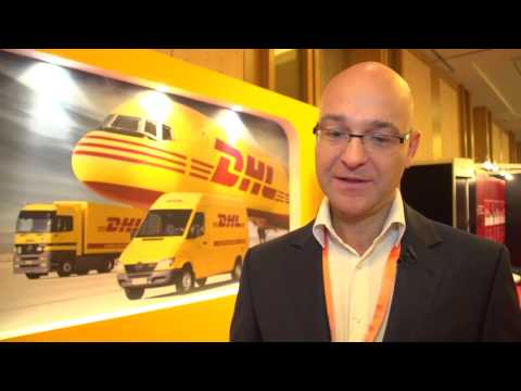 Retail TV - Interview with Richard Cogswell - Head of Sales Asia Pacific - DHL Global Mail