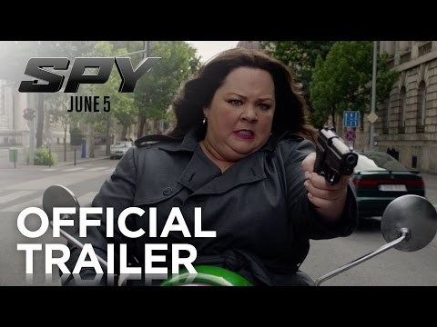 Spy - Official Trailer 2015