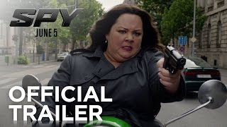 Spy | Official Trailer [HD] | 20th Century FOX