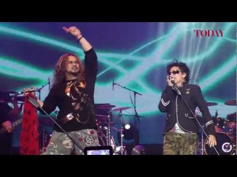 Double Trouble concert, Singapore Indoor Stadium, Oct 12, 2012