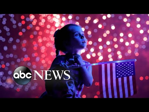 July 4 celebrations, Surfside collapse, pandemic heroes parade: Week in Photos