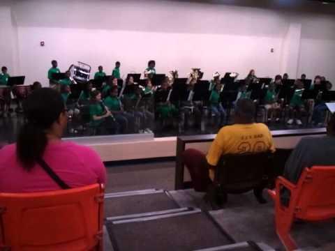 KIPP Impact Middle School Jacksonville Summer Band Part 5