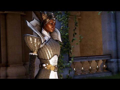 Dragon Age: Inquisition - Make Vivienne a Godless Killing Machine