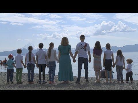 видео: Многодетная семья Ковалинских