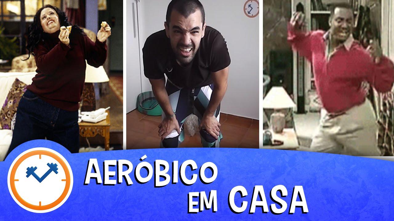 562e9a646 10 MANEIRAS DE FAZER O TREINO AERÓBICO EM CASA