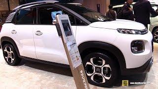 2018 Citroen C3 Aircross SUV - Exterior and Interior Walkaround - 2018 Geneva Motor Show