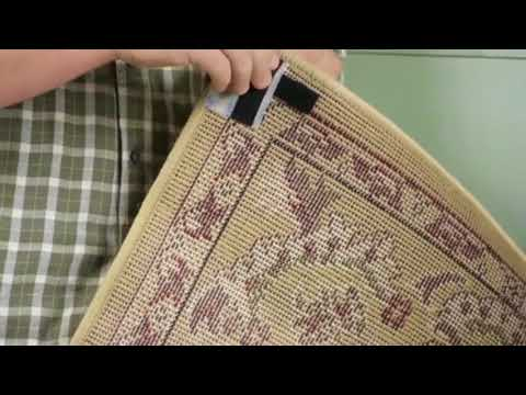 How To Hang A Rug With Velcro On Drywall Wall Repair You