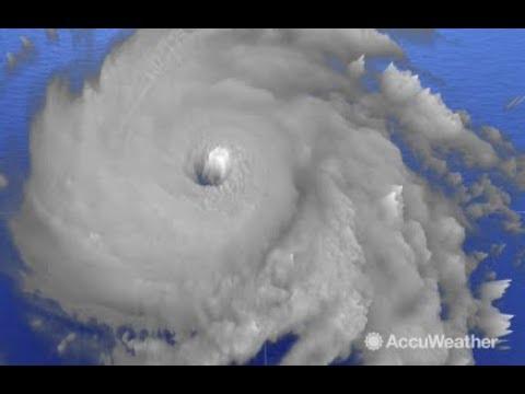 Satellites show powerful Hurricane Florence barreling toward US coastline