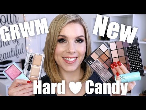 Chatty Get Ready with Me! NEW Hard Candy Makeup
