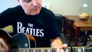♪♫ John Lennon/Ben E. King  - Stand By Me (Tutorial)