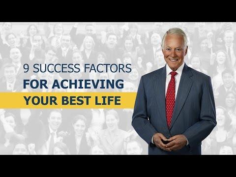 9 Success Factors for Achieving Your Best Life